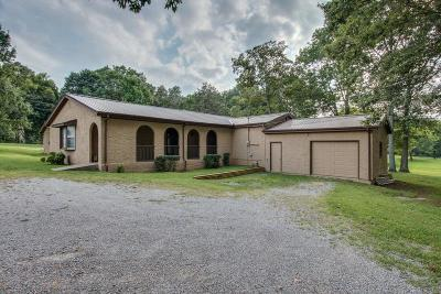 Mount Juliet Single Family Home For Sale: 1360 Logue Rd