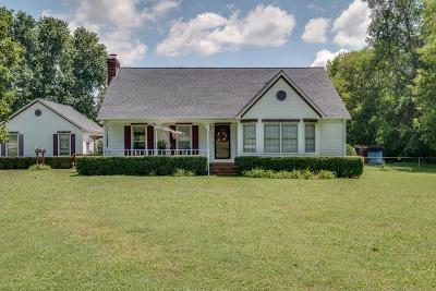 Culleoka Single Family Home For Sale: 1509 Culleoka Hwy