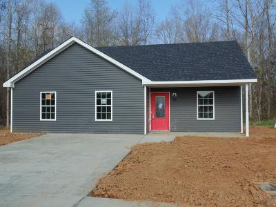 Christian County, Ky, Todd County, Ky, Montgomery County Single Family Home For Sale: 146 Countrybrook