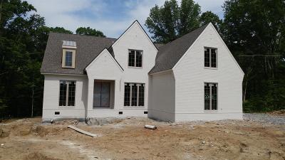 Nolensville Single Family Home For Sale: 429 Oldenburg Rd