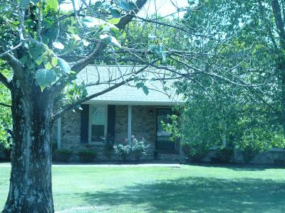 Brentwood Single Family Home Under Contract - Showing: 5648 Oakes Dr