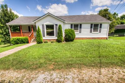 Joelton Single Family Home Under Contract - Showing: 5936 Highway 41-A