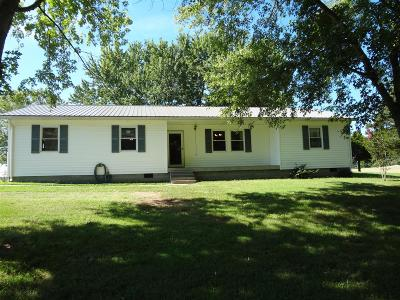 Pleasant View Single Family Home Under Contract - Showing: 609 Harris Dr
