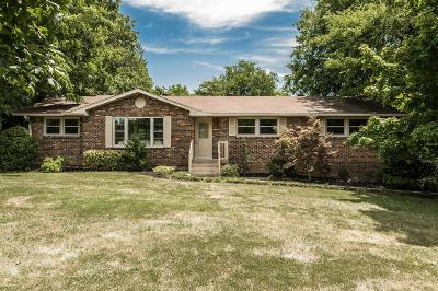 Madison Single Family Home Under Contract - Showing: 1205 Saunders Ave