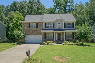 Clarksville Single Family Home Under Contract - Showing: 3120 Holly Pt