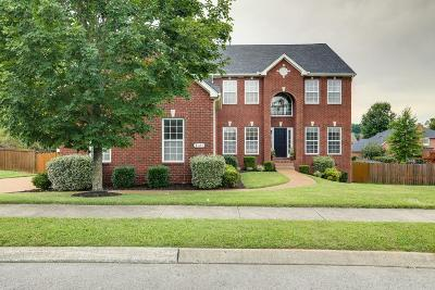 Franklin Single Family Home For Sale: 3121 Annfield Way