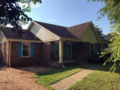 Single Family Home Sold: 3391 Chaney Ln