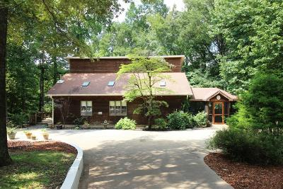 Clarksville Single Family Home For Sale: 1565 Harrell Ln
