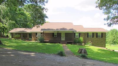Lobelville Single Family Home For Sale: 157 Duncan Cir