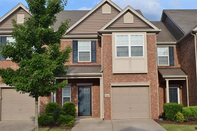 Brentwood Condo/Townhouse Under Contract - Showing: 8336 Rossi Rd