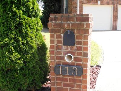 Shelbyville Single Family Home For Sale: 113 Scenic View Ln