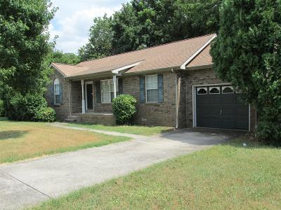 Clarksville Single Family Home For Sale: 192 Pine Mountain Rd