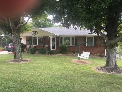 Ashland City Single Family Home For Sale: 4319 Highway 12n