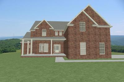 Clarksville Single Family Home Under Contract - Showing: 30 Hartley Hills