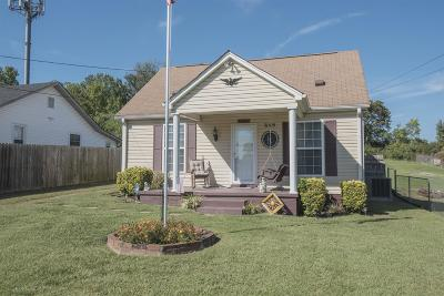 Nashville Single Family Home Under Contract - Showing: 849 Cherokee Ave