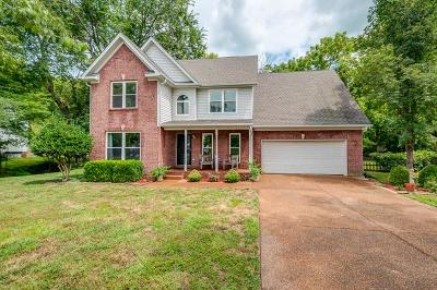 Spring Hill Single Family Home Under Contract - Showing: 1764 Shane Dr