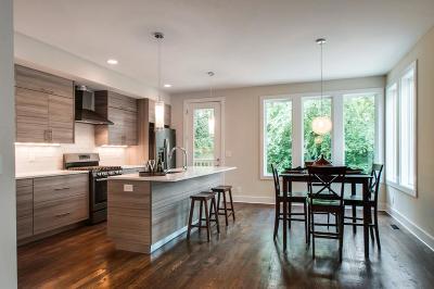 East Nashville Single Family Home For Sale: 1810 Cahal Ave.