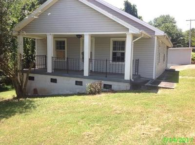 Clarksville Single Family Home For Sale: 646 Power St