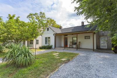 Davidson County Single Family Home For Sale: 717 S 12th St