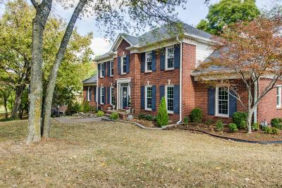 Brentwood Single Family Home Under Contract - Showing: 9229 Foxboro Dr