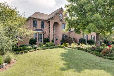 Brentwood Single Family Home Under Contract - Showing: 1526 Copperstone Dr