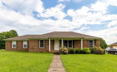 Single Family Home Under Contract - Showing: 1003 Tomahawk Trce