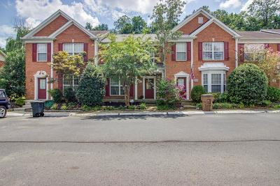 Brentwood Condo/Townhouse Under Contract - Showing: 601 Old Hickory Blvd Unit 49 #49