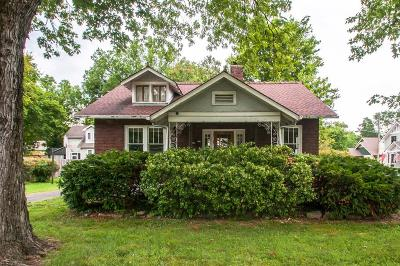 Sylvan Park Single Family Home Under Contract - Showing: 140 46th Ave N