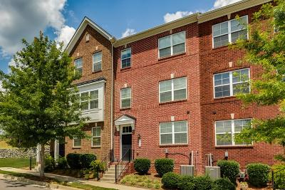 Brentwood Condo/Townhouse For Sale: 5318 Missionary Way