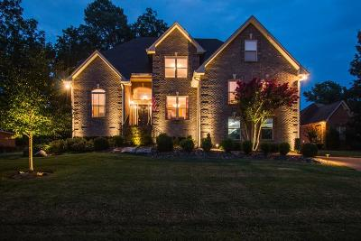 Hendersonville Single Family Home For Sale: 179 Spy Glass Way