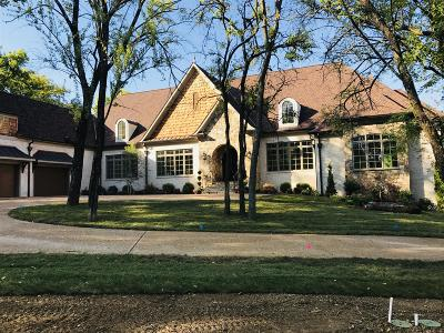 Brentwood Single Family Home For Sale: 5005 Mountview Pl