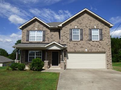 Lavergne Single Family Home Under Contract - Showing: 177 Lyndhurst Dr