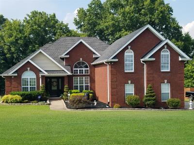 White House Single Family Home For Sale: 125 Thoroughbred Way