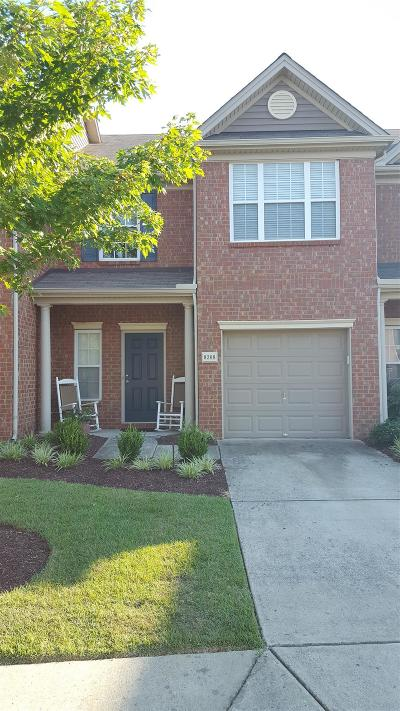 Brentwood Condo/Townhouse Under Contract - Showing: 8208 Rossi Rd