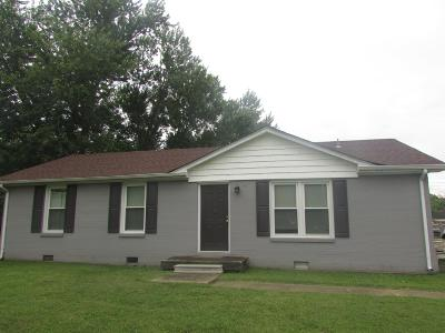 Lawrenceburg Single Family Home For Sale: 313 Randall St