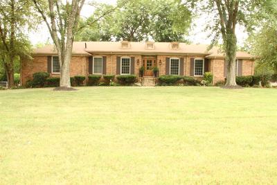 Hendersonville Single Family Home For Sale: 102 Jackson Ln