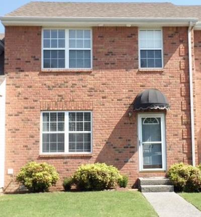Nashville Rental For Rent: 2120 Lebanon Pike #32
