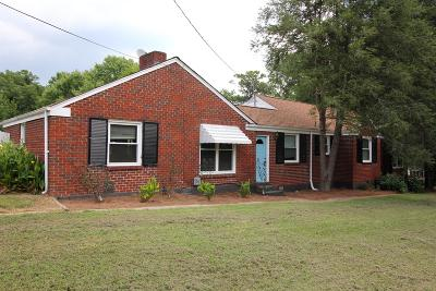 Nashville Single Family Home For Sale: 2203 Ravenwood Dr