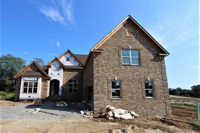 Mount Juliet Single Family Home For Sale: 105 Nichols Vale Lane #105