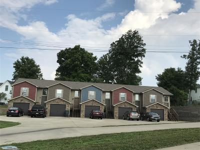 Clarksville Multi Family 5+ For Sale: 1714 Thistlewood Drive