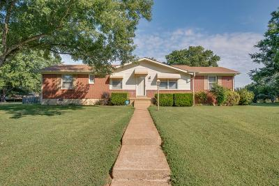 Columbia Single Family Home Under Contract - Showing: 2302 Cornelia Dr