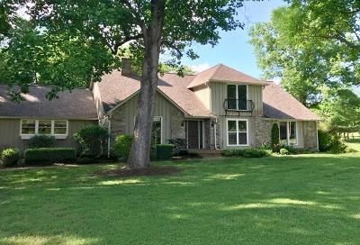 Hendersonville Single Family Home For Sale: 158 Glenn Hill Dr