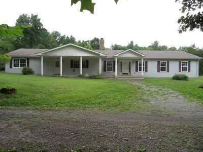 Christian County, Ky, Todd County, Ky, Montgomery County Single Family Home For Sale: 3001 Highway 149