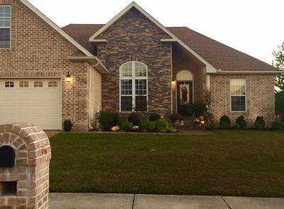 Gallatin Single Family Home For Sale: 1224 Bothwell Place