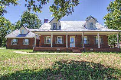 Smyrna Single Family Home For Sale: 5401 Rooker Rd