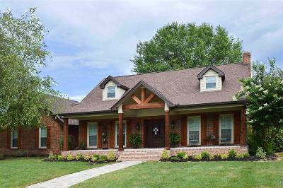 Gallatin Single Family Home For Sale: 436 Upper Station Camp Crk Rd
