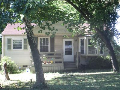 Nashville Single Family Home Under Contract - Showing: 221 Elberta St