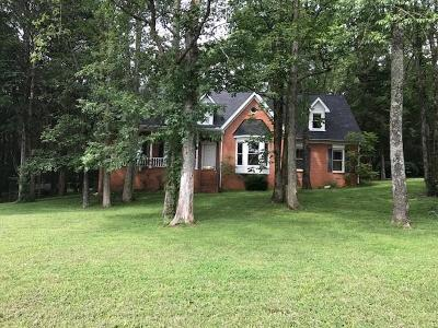 Murfreesboro Single Family Home Under Contract - Showing: 2201 Brandywood Dr