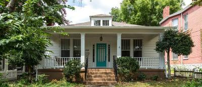 Nashville Single Family Home For Sale: 1213 Gartland Ave