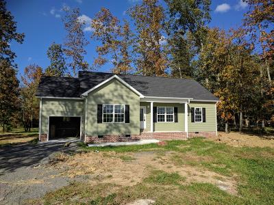 Bradyville Single Family Home For Sale: McMahan Road